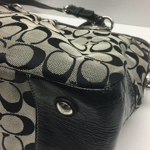 Coach Bags - Authentic Coach East West Gallery Signature Purse